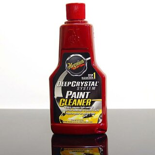 STEP 1 - DEEP CRYSTAL PAINT CLEANER 473ml