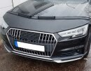 Motorhauben Steinschlagschutz; Audi; A4; 9B; ab Bj....